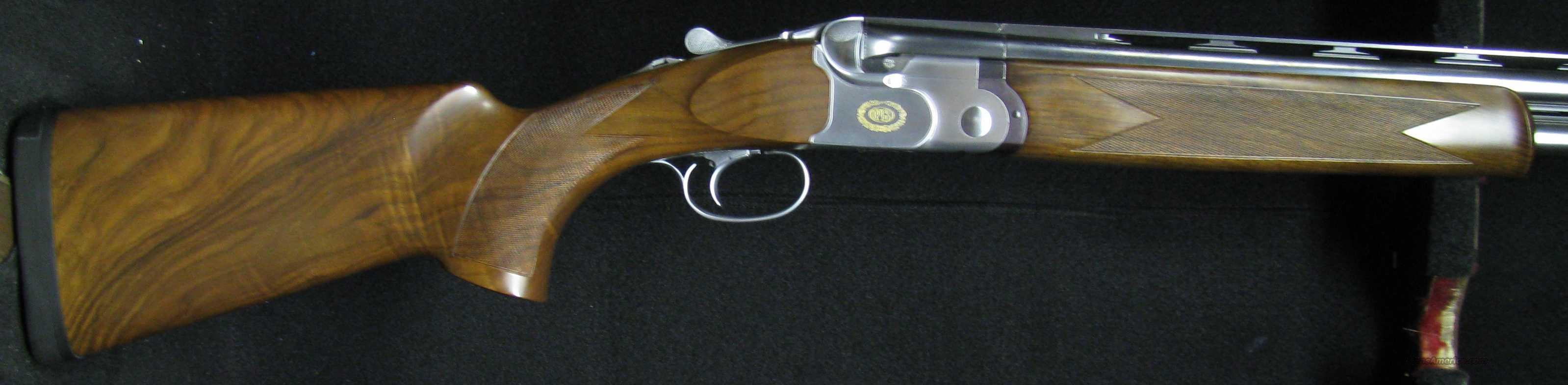 "Beretta ASE 90 Sporting Clays 30"" boehler antinit steel barrels.  LIKE NEW  Guns > Shotguns > Beretta Shotguns > O/U > Trap/Skeet"