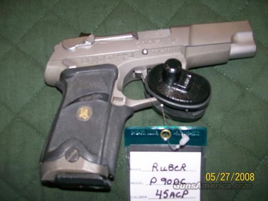 Ruger P90DC  Guns > Pistols > Ruger Semi-Auto Pistols > Full Frame Autos