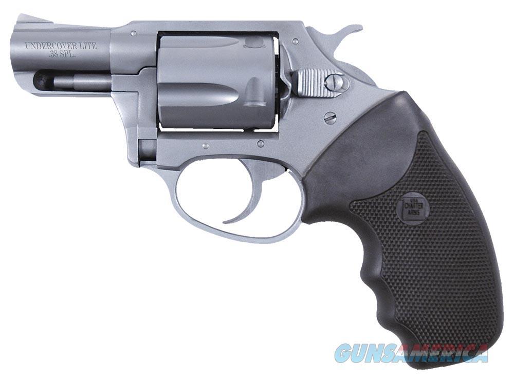 "Charter ""Undercover Lite"" .38spl  Guns > Pistols > Charter Arms Revolvers"