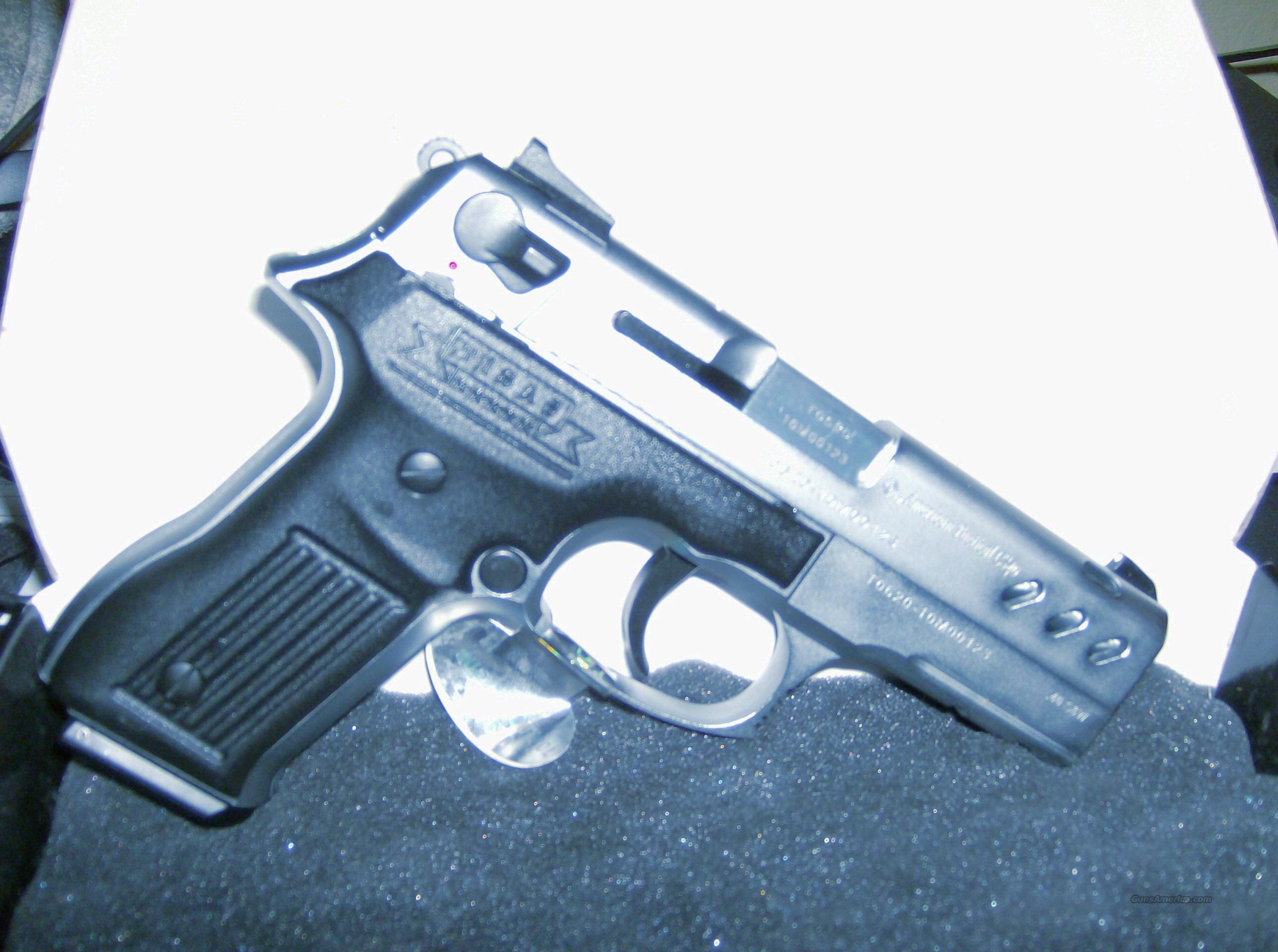 "ATI CS40 Compact 4"" Barrel .40S&W  Guns > Pistols > A Misc Pistols"