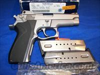 SMITH & WESSON  MODEL 5906  9MM STAINLESS  ASNIB  Guns > Pistols > Smith & Wesson Pistols - Autos > Alloy Frame
