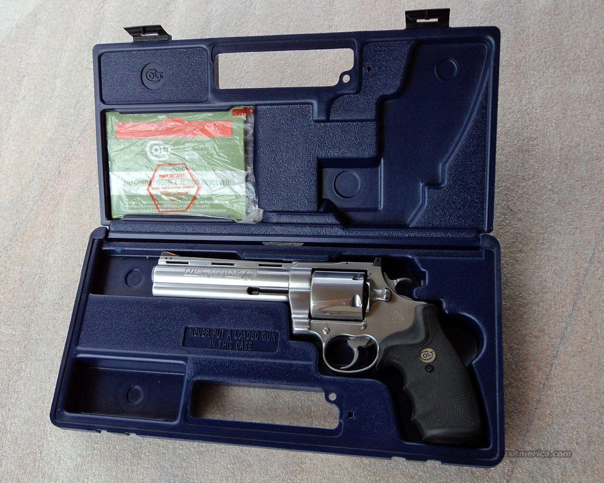 Colt Kodiak  Guns > Pistols > Colt Double Action Revolvers- Modern