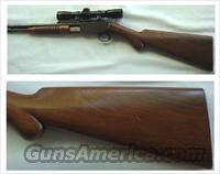 Browning Trombone 22 cal. with Leupold Scope  Guns > Rifles > Browning Rifles > Pump Action