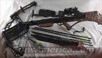 Bowtech Stryker Crossbow 405 FPS Like New  Archery > Bows > Crossbows