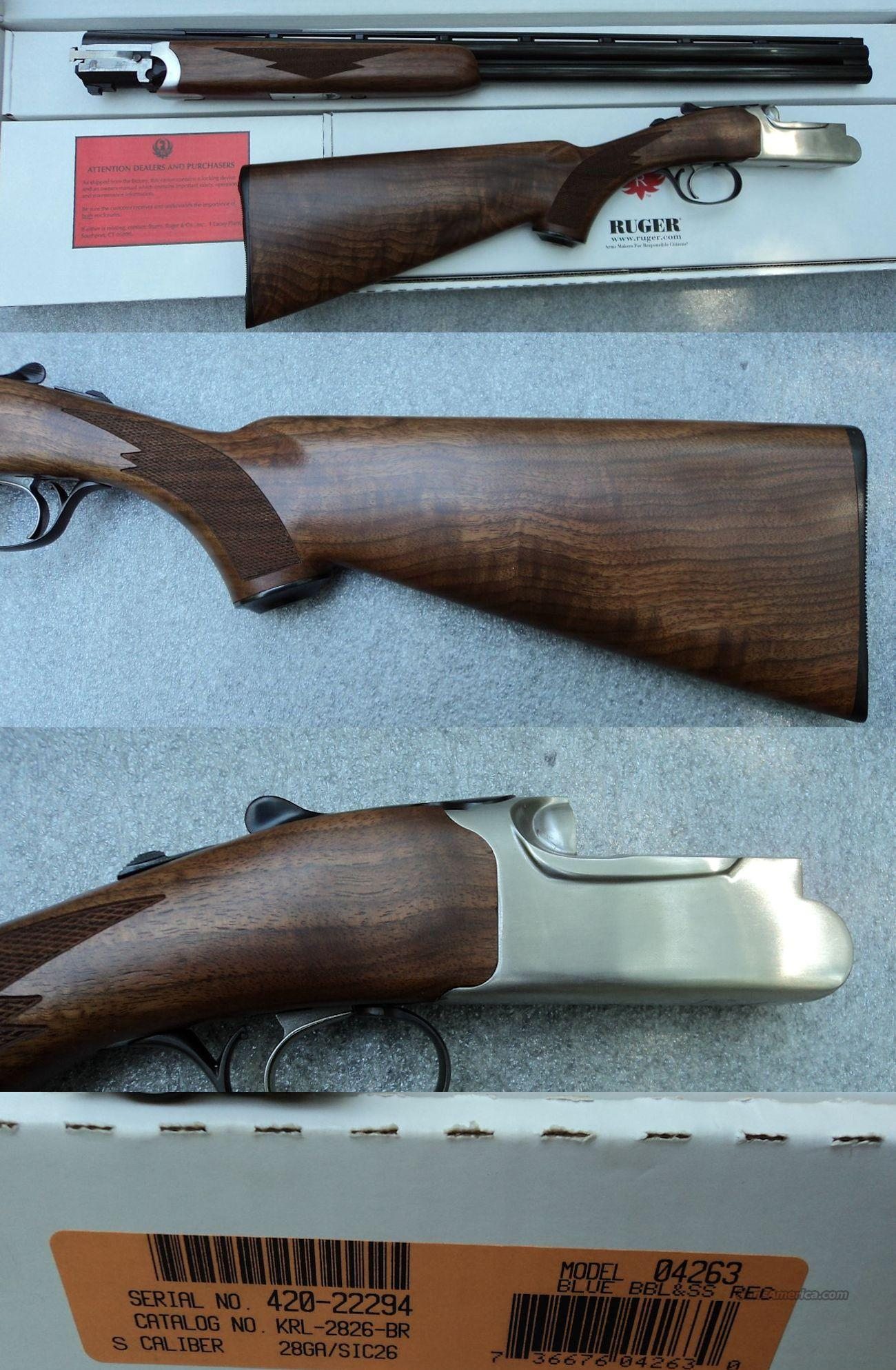 Ruger Red Label 28 Ga NIB  Guns > Shotguns > Ruger Shotguns > Hunting