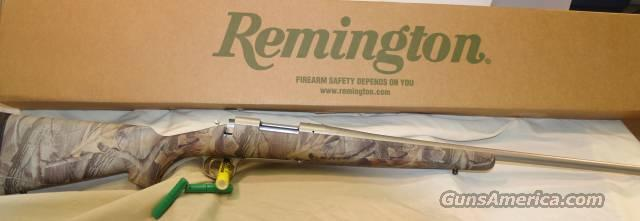 Remington 700 BDL Stainless Synthetic RMEF 300 SA Ultra Mag  Guns > Rifles > Remington Rifles - Modern > Model 700 > Sporting