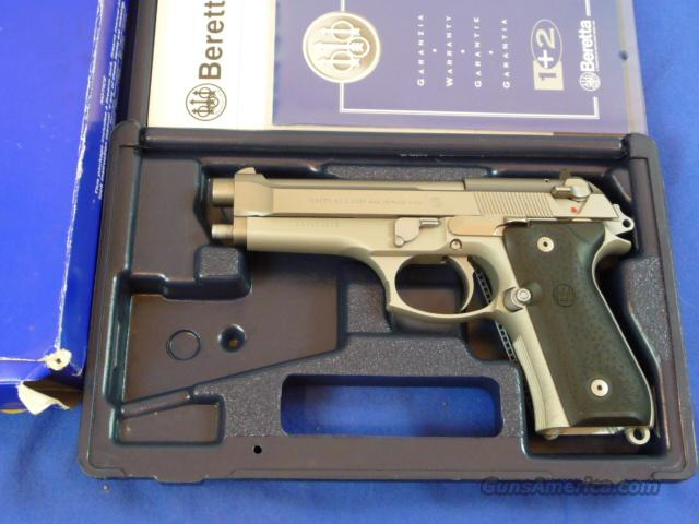 Beretta Model 96 - .40 S&W Stainless Steel  Guns > Pistols > Beretta Pistols > Model 96 Series