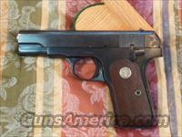 Colt Model 1908 Pocket Model in .380acp  Guns > Pistols > Colt Automatic Pistols (.25, .32, & .380 cal)