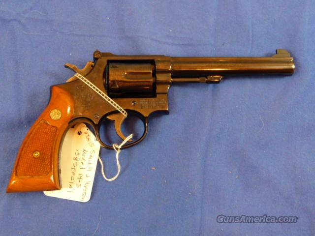 Smith & Wesson Model 14-3  Guns > Pistols > Smith & Wesson Revolvers > Full Frame Revolver