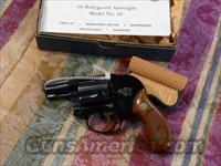 Smith & Wesson Model 38 Airweight  Guns > Pistols > Smith & Wesson Revolvers > Pocket Pistols