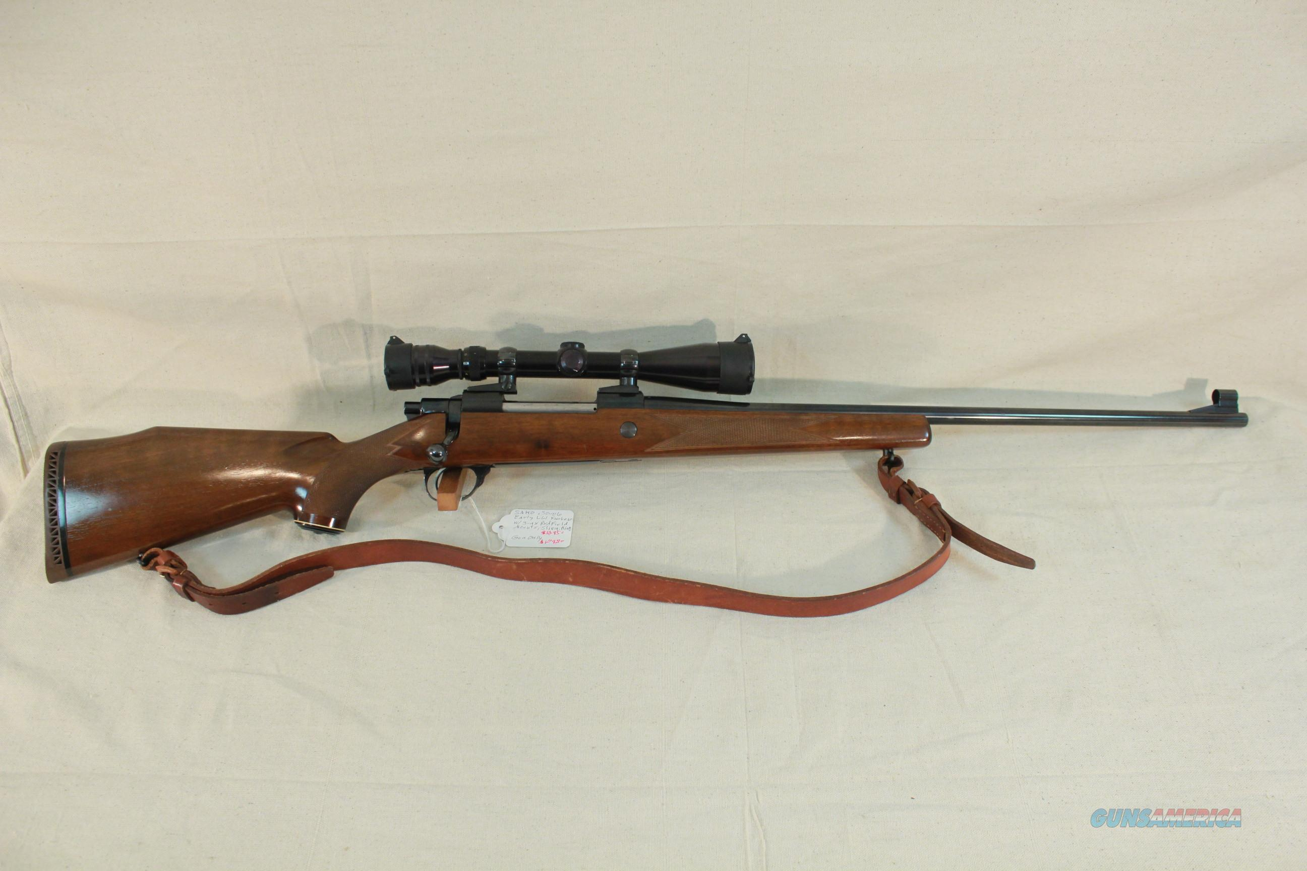 SAKO L61R Standard Sporter .30-06, w/Redfield 3-9x scope, rings, mounts, and sling  Guns > Rifles > Sako Rifles > Other Bolt Action
