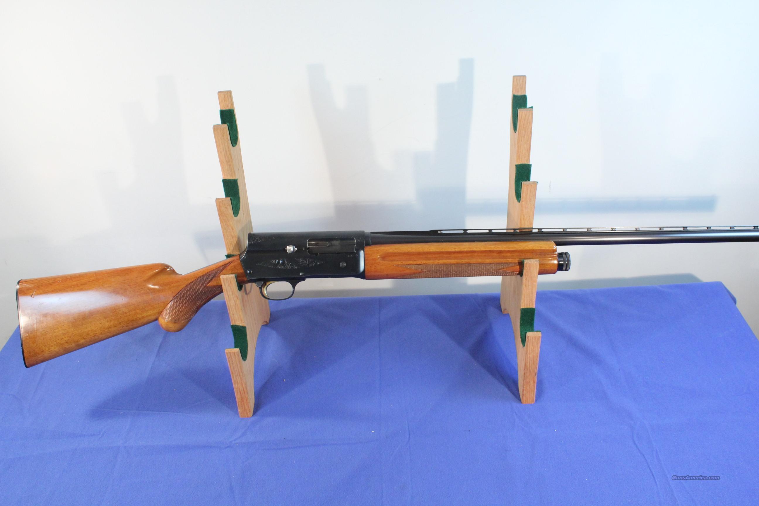 "Browning Auto-5 Twenty 26"" Mod. Vent Rib 1963  Guns > Shotguns > Browning Shotguns > Autoloaders > Hunting"