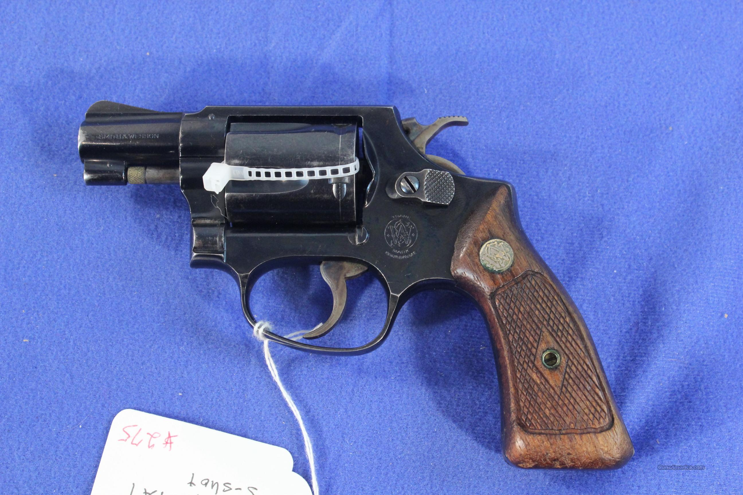 Smith & Wesson Model 36 .38 Special  Guns > Pistols > Smith & Wesson Revolvers > Pocket Pistols