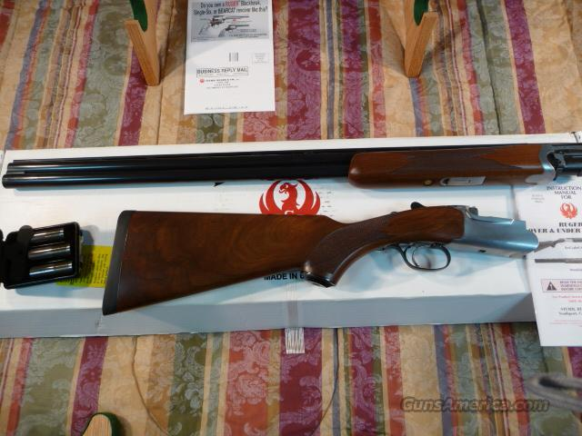 "Ruger Red Label 20 gauge 30"" barreled Choke Tubes  Guns > Shotguns > Ruger Shotguns > Trap/Skeet"