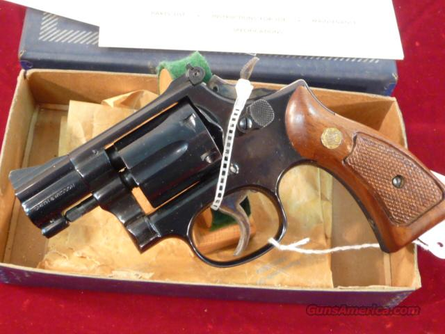 "Smith & Wesson S&W Model 15-3 w/2"" barrel  Guns > Pistols > Smith & Wesson Revolvers > Full Frame Revolver"