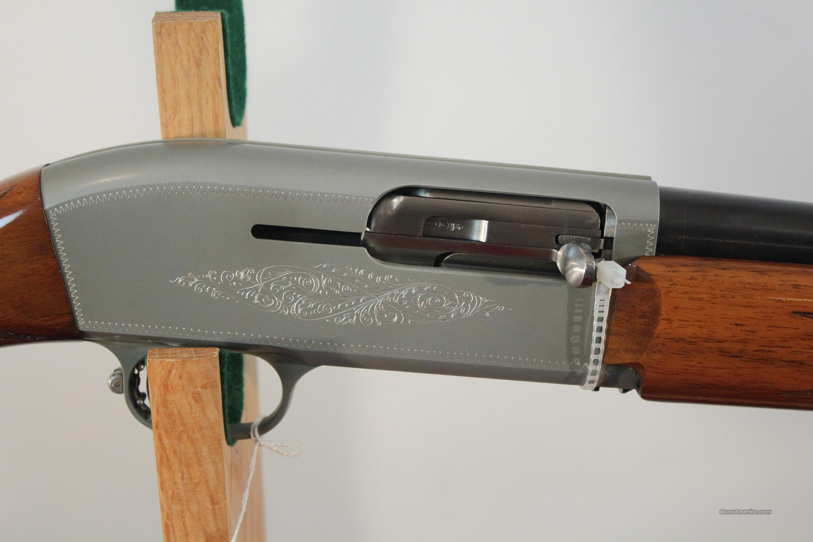 "Browning Double Auto Trap 30"" Full Vent Rib  Guns > Shotguns > Browning Shotguns > Autoloaders > Trap/Skeet"