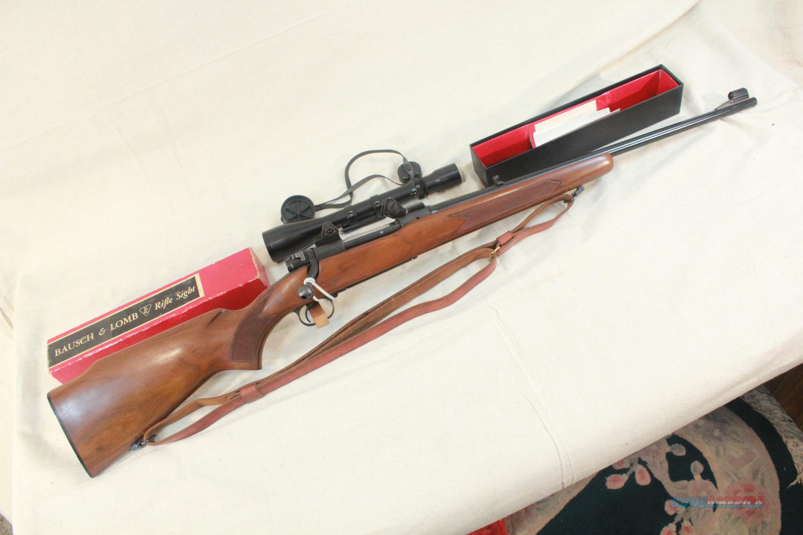 Dating winchester model 50 featherweight