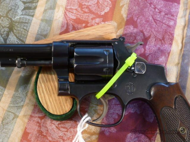 Smith & Wesson Bekeart Hand Ejector .22lr  Guns > Pistols > Smith & Wesson Revolvers > Pre-1945