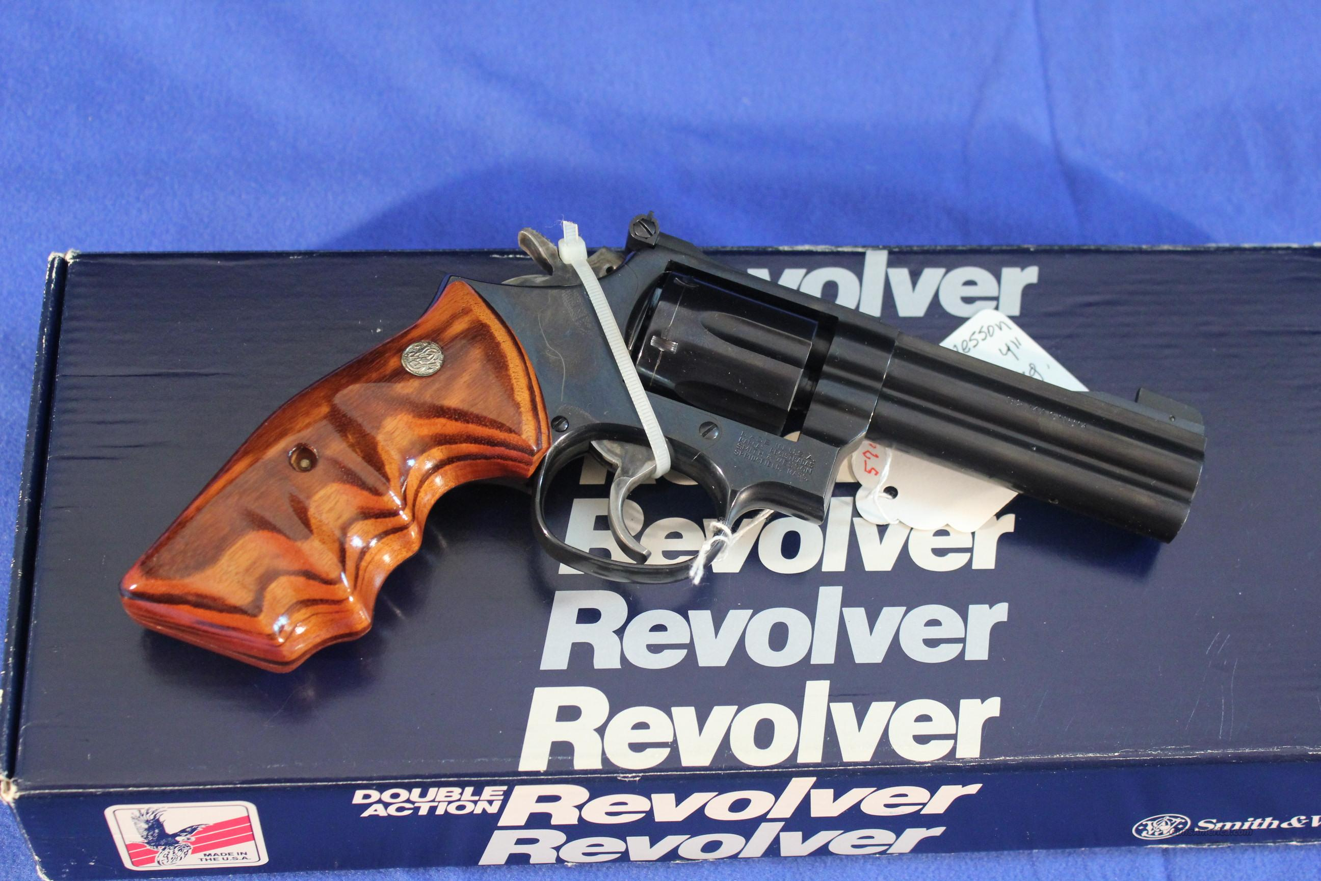 "Smith & Wesson Model 16-4, 4"" .32 H&R Magnum  Guns > Pistols > Smith & Wesson Revolvers > Full Frame Revolver"