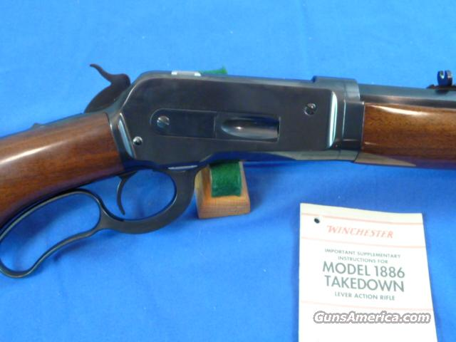 Winchester Model 1886 Takedown .45-70  Guns > Rifles > Winchester Rifles - Modern Lever > Other Lever > Post-64