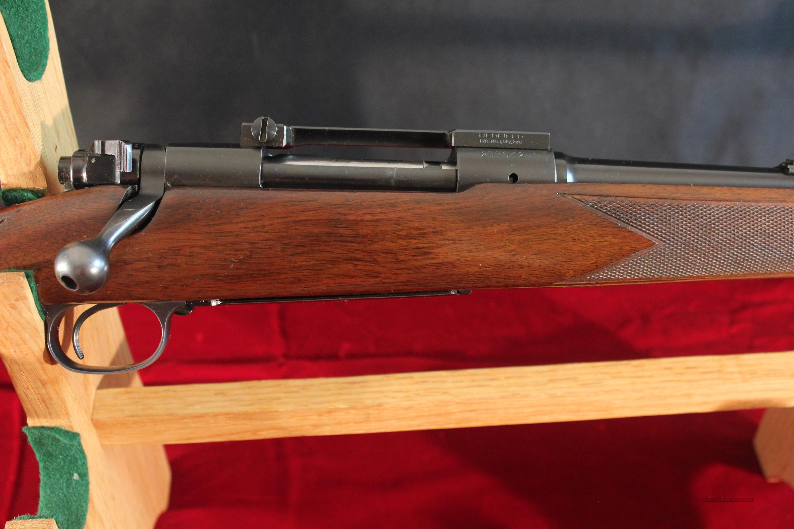 Winchester Model 70 Pre-64 .308 Featherweight  Guns > Rifles > Winchester Rifles - Modern Bolt/Auto/Single > Model 70 > Pre-64
