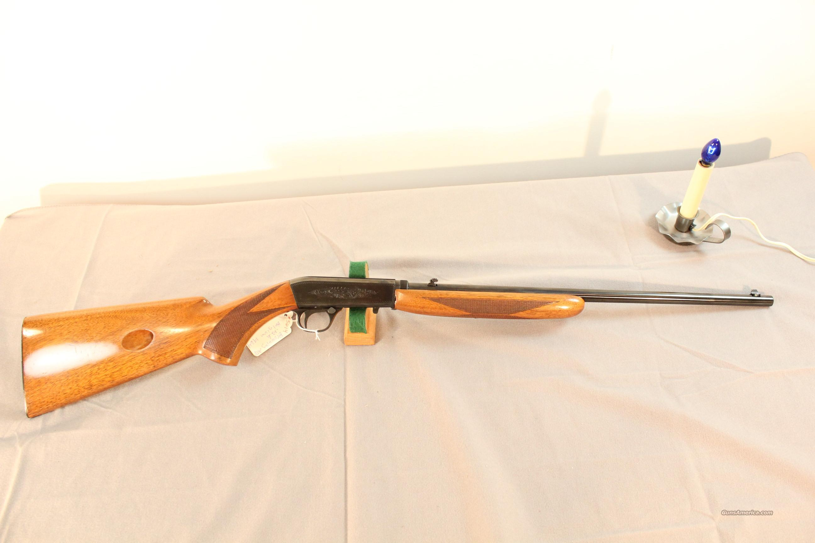 Browning ATD .22lr Belgium 1964 grooved  Guns > Rifles > Browning Rifles > Semi Auto > Hunting
