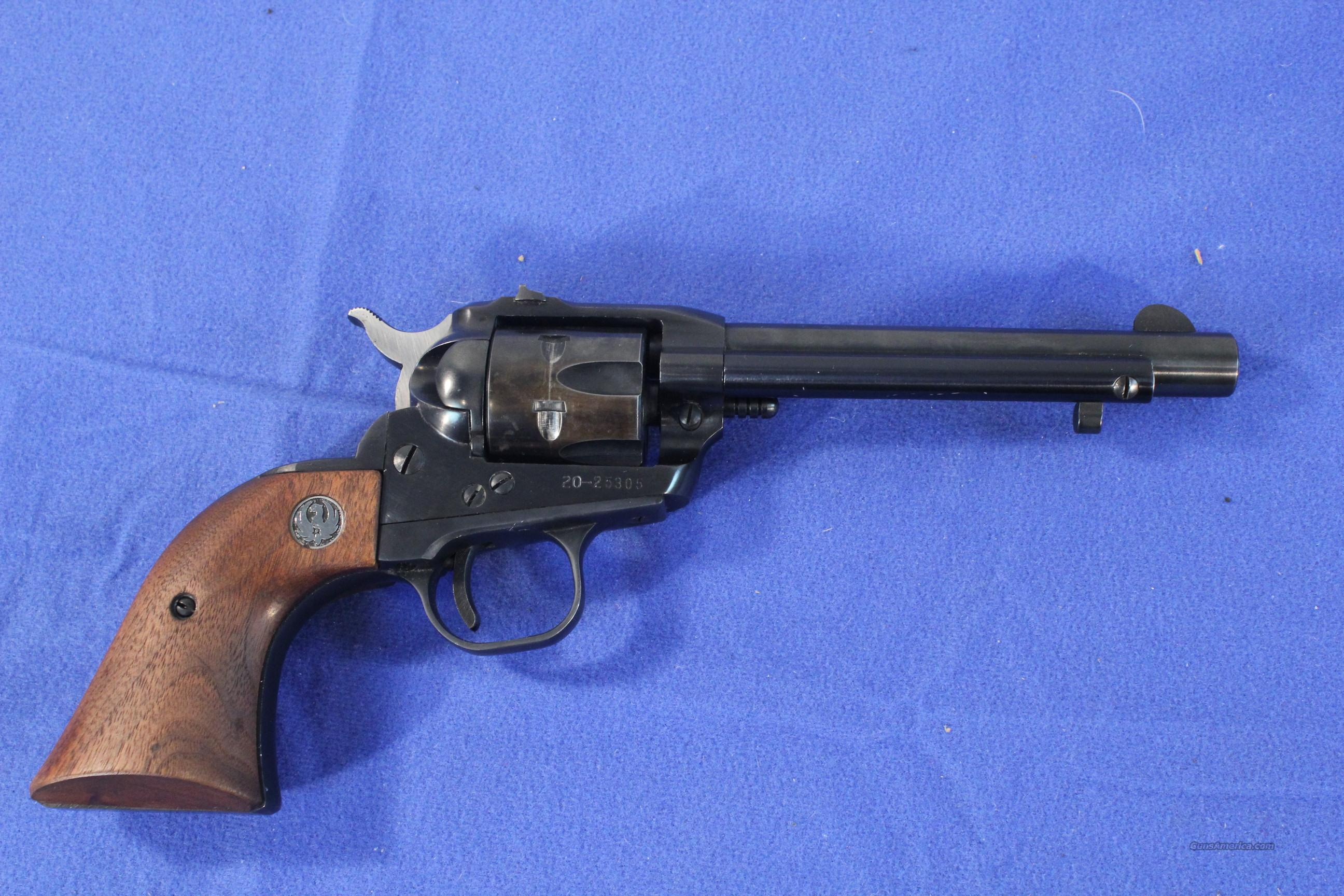 "Ruger Single-Six .22lr with 5-1/2"" barrel  Guns > Pistols > Ruger Single Action Revolvers > Single Six Type"
