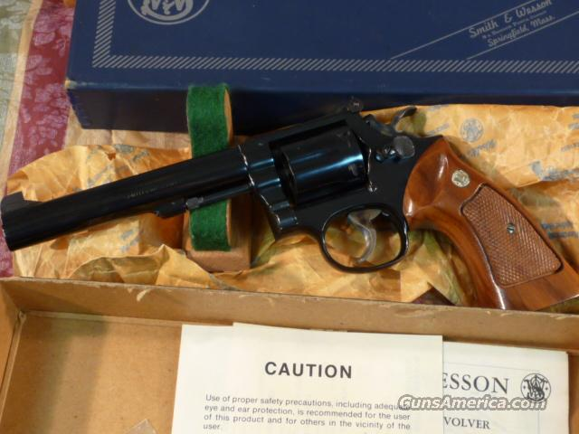 "Smith & Wesson Model 14-3, 6"" 3T's, NIB  Guns > Pistols > Smith & Wesson Revolvers > Full Frame Revolver"