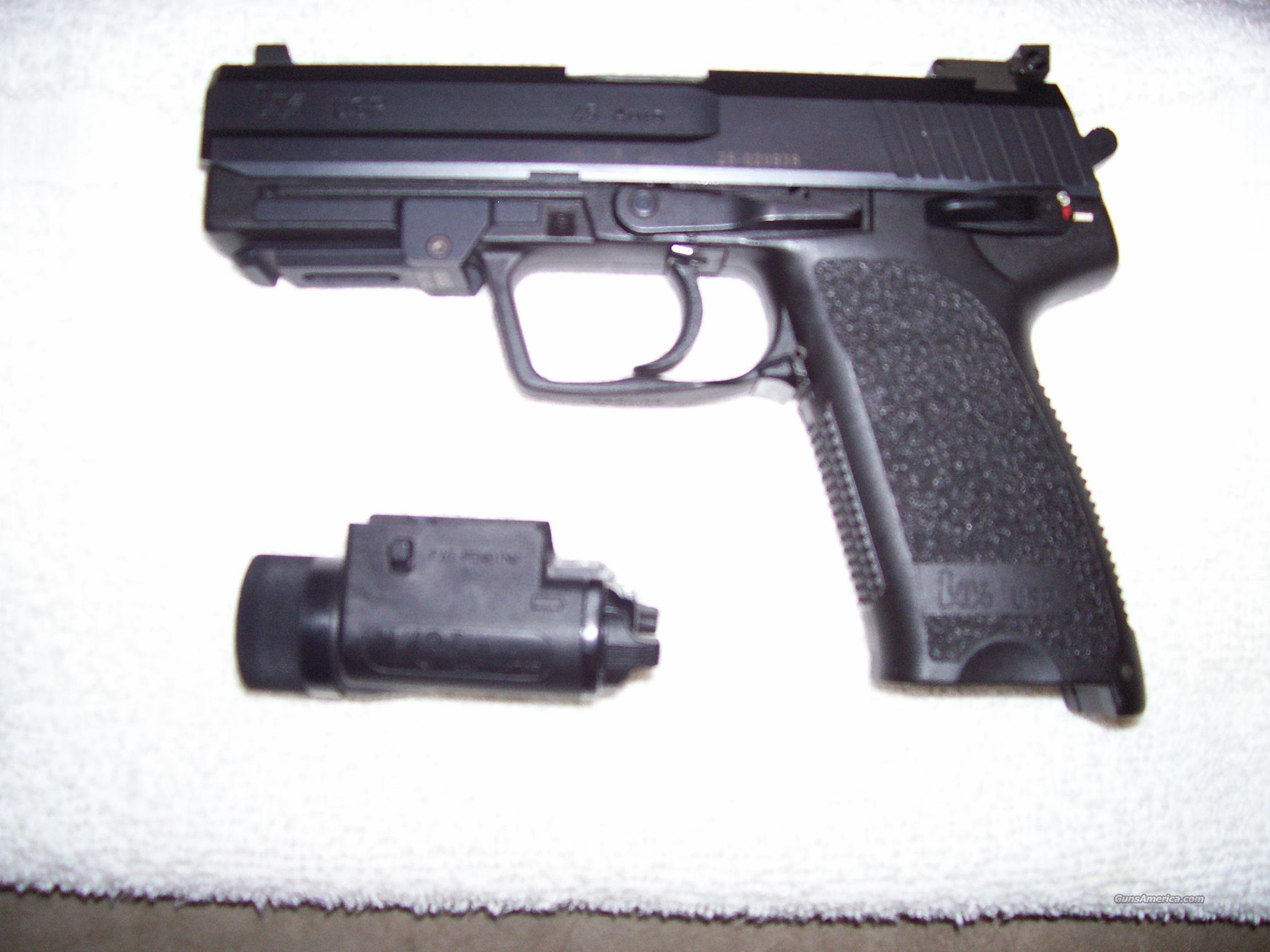 H&K USP .45 Excellent Condition  Guns > Pistols > Heckler & Koch Pistols > Polymer Frame