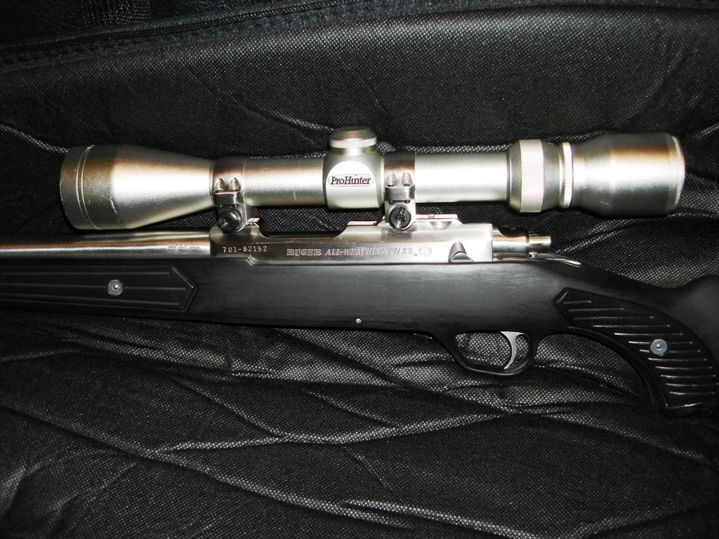 Ruger 77/22 All-Weather Stainless 22LR  Guns > Rifles > Ruger Rifles > Model 77