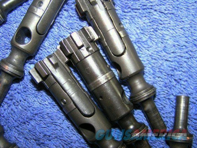 AR15 bolt - Colt - MP or MPC marked, M16 bolt light use  Non-Guns > Gun Parts > M16-AR15