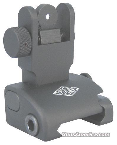 flip up rear sight. NEW. QDS BUIS YHM-5010  Non-Guns > Gun Parts > M16-AR15