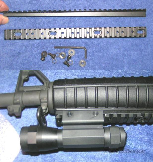 YHM riser. Raises rail .5 inch. NEW. YHM-227A  Non-Guns > Scopes/Mounts/Rings & Optics > Mounts > Tactical Rail Components