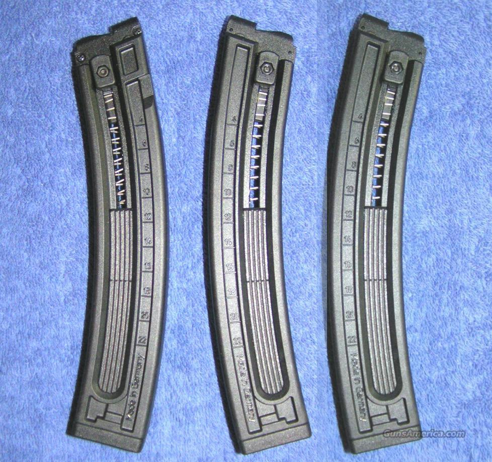 6 GSG-5 10 round mags. New Factory GSG $17 each  Non-Guns > Magazines & Clips > Pistol Magazines > Other