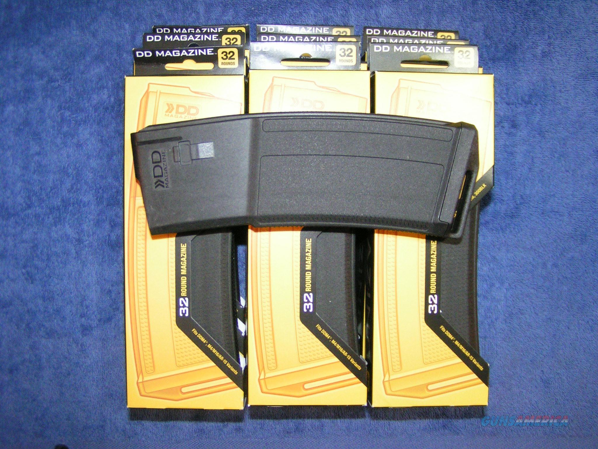 10 AR15 mags Daniel Defense 32 rd Free Shipping  Non-Guns > Magazines & Clips > Rifle Magazines > AR-15 Type