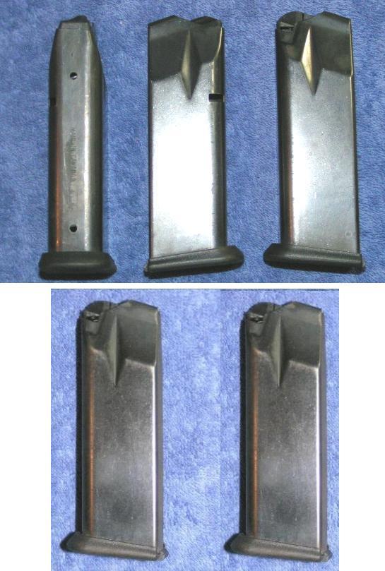 5 Para Ordnance P13 45ACP mags factory $19 each   Non-Guns > Magazines & Clips > Pistol Magazines > Para Ordnance