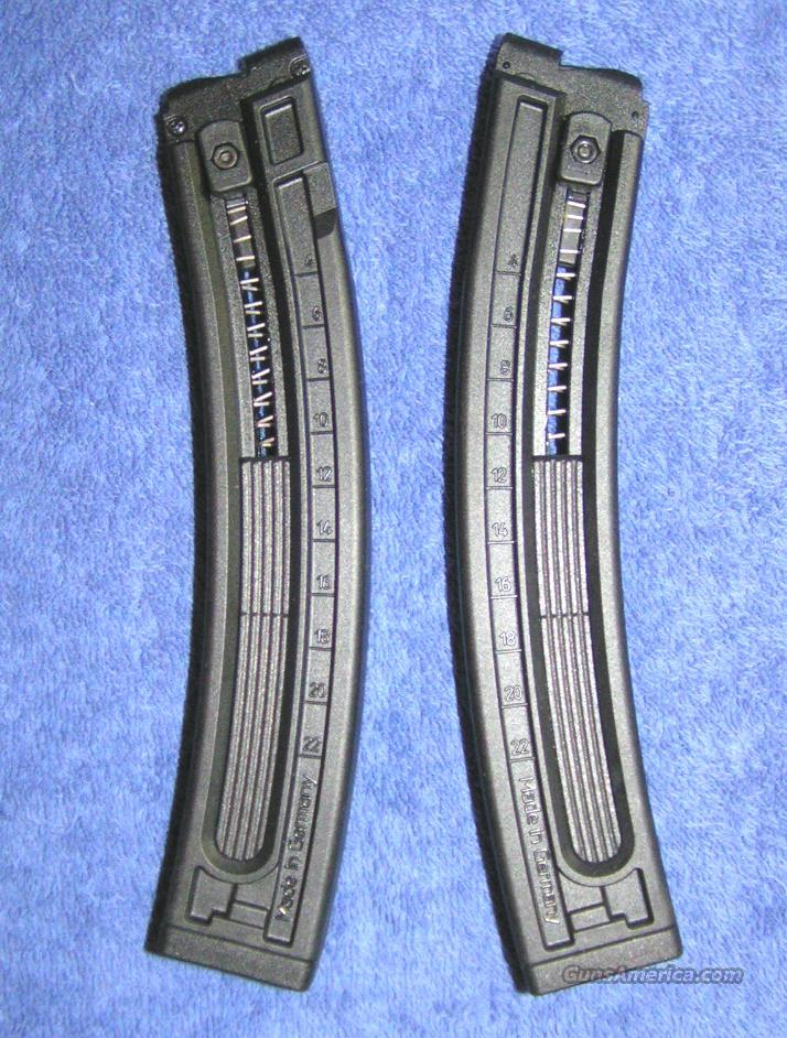 2 GSG-5 10 round mags. New Factory GSG $17 each  Non-Guns > Magazines & Clips > Pistol Magazines > Other