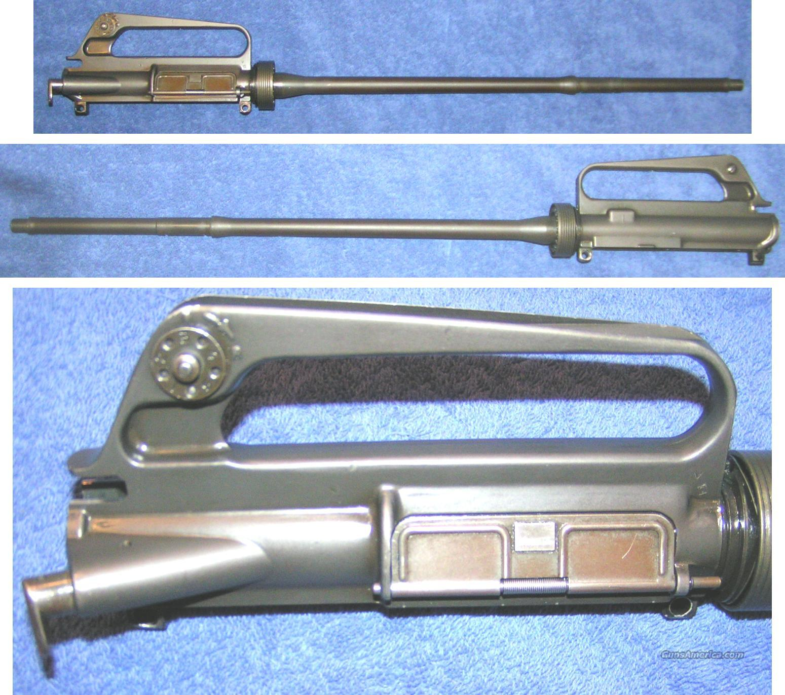 AR15 upper early 20in Colt, no bump or sight  Non-Guns > Gun Parts > M16-AR15