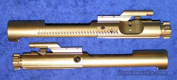 Titanium nitride coated AR15 carrier assembly BCG DPMS New  Non-Guns > Gun Parts > M16-AR15