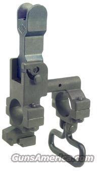 AR15 flip up front sight gas block BUIS YHM-9394  Non-Guns > Gun Parts > M16-AR15