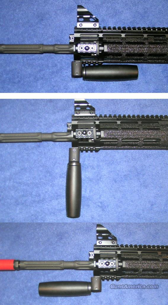 grip - folding fore grip for rail. NEW YHM-9560  Non-Guns > Gun Parts > M16-AR15