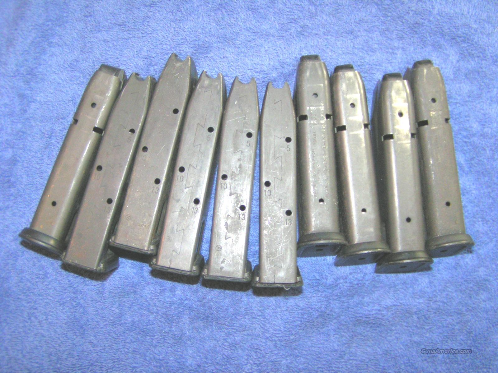 2 Sig P228 mags 13 round used factory. Germany. $27 each  Non-Guns > Magazines & Clips > Pistol Magazines > Sig