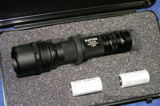 Tactical light - Ledwave Raptor GREEN strobe 80 Lumens  Non-Guns > Lights > Tactical