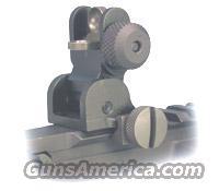 AR15 flip up rear sight. NEW. BUIS YHM-9680  Non-Guns > Gun Parts > M16-AR15