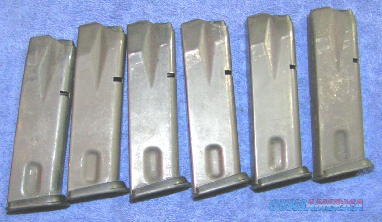 6 Sig P228 mags 13 round used factory. $27 each.  Non-Guns > Magazines & Clips > Pistol Magazines > Sig