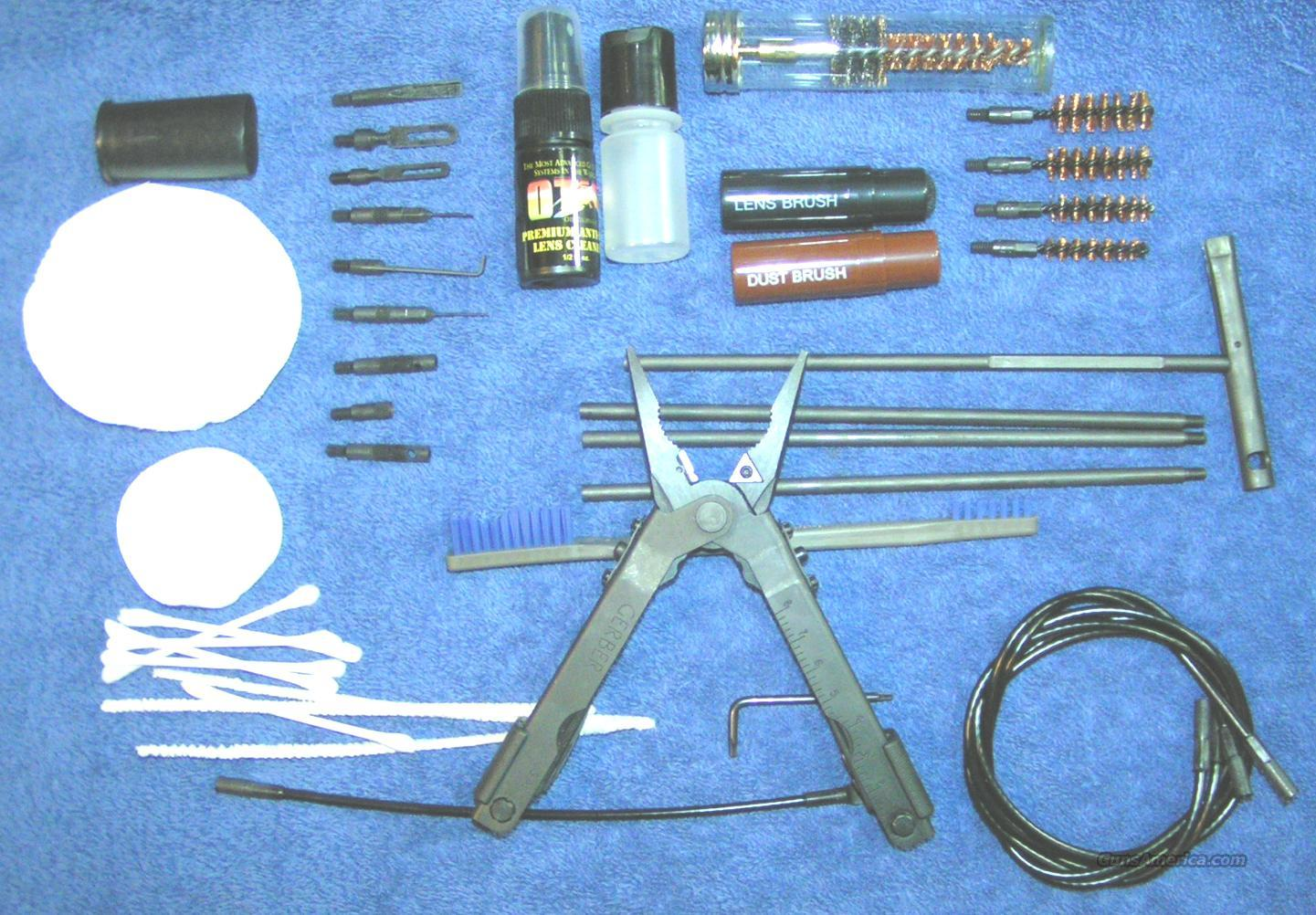 Cleaning kit Otis w Gerber tool IWCK AR15 AK47, M4, 1911 + more  Non-Guns > Gunsmith Tools/Supplies
