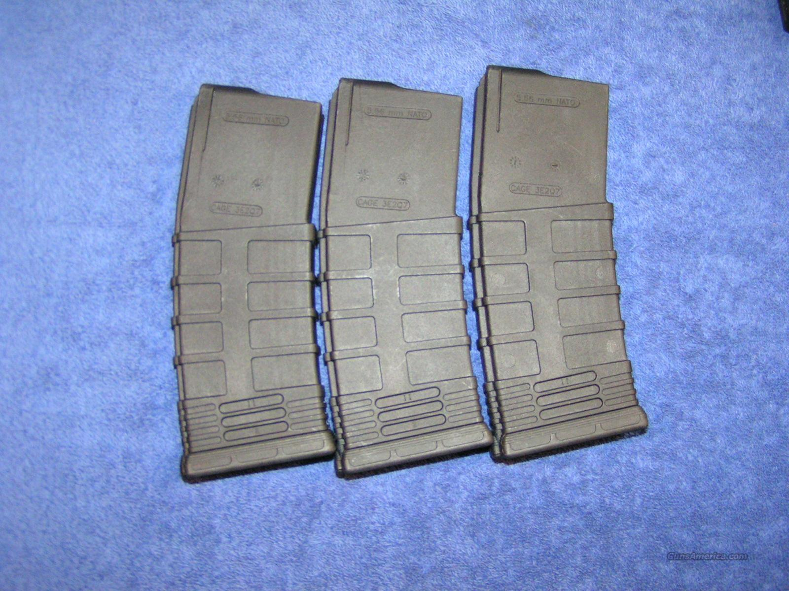 3 Tapco 30 round mags AR15 USA Free shipping  Non-Guns > Magazines & Clips > Rifle Magazines > AR-15 Type