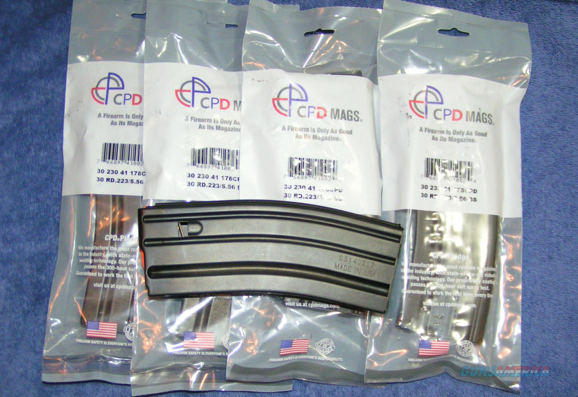5 AR15 mags 30rd Stainless C-Products. Free Ship  Non-Guns > Magazines & Clips > Rifle Magazines > AR-15 Type