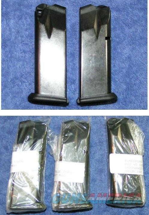 5 Para Ordnance P12 45ACP mags factory $22 each   Non-Guns > Magazines & Clips > Pistol Magazines > Para Ordnance