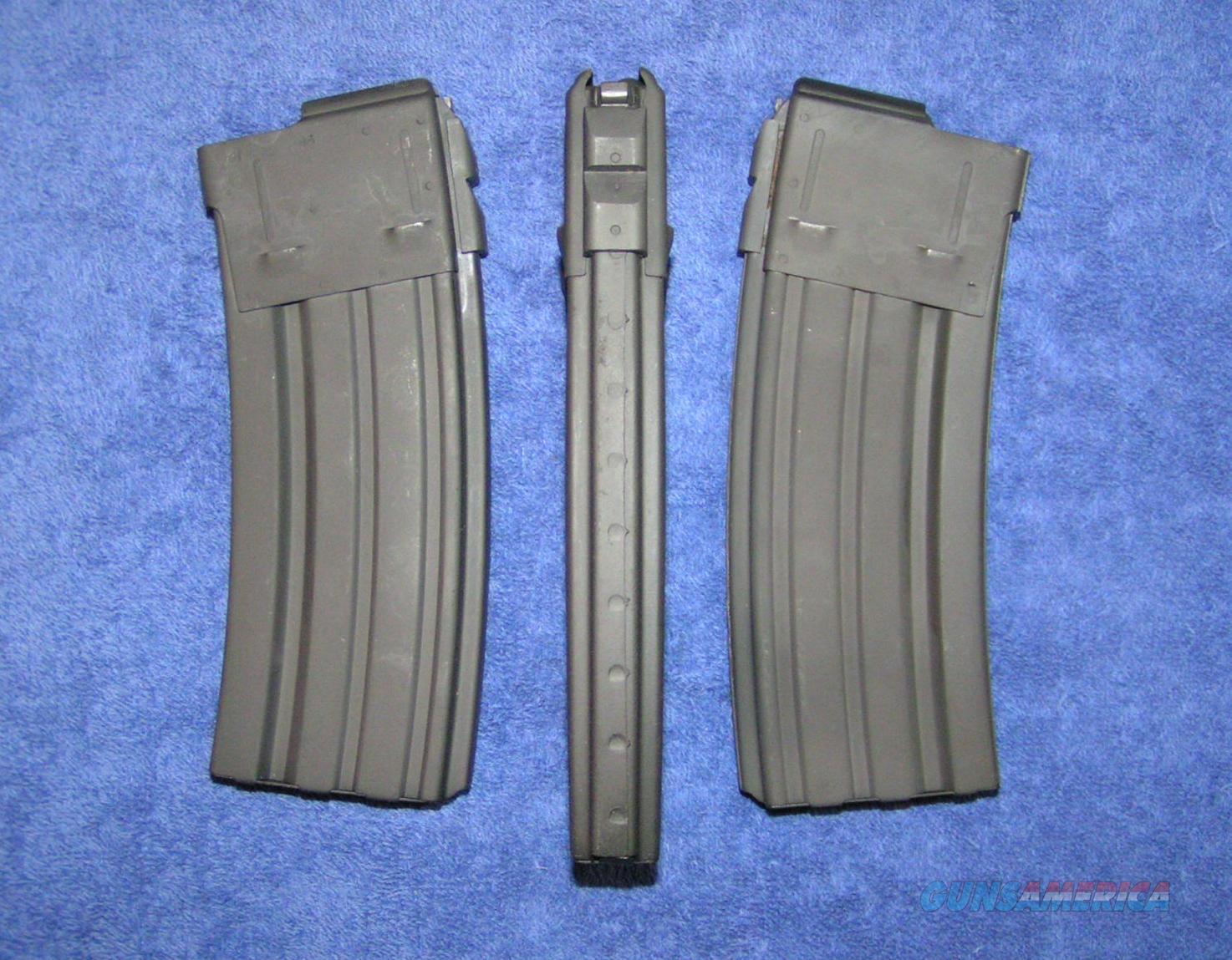 3 Beretta AR70 mags 30 round .223 used excelent  Non-Guns > Magazines & Clips > Pistol Magazines > Beretta